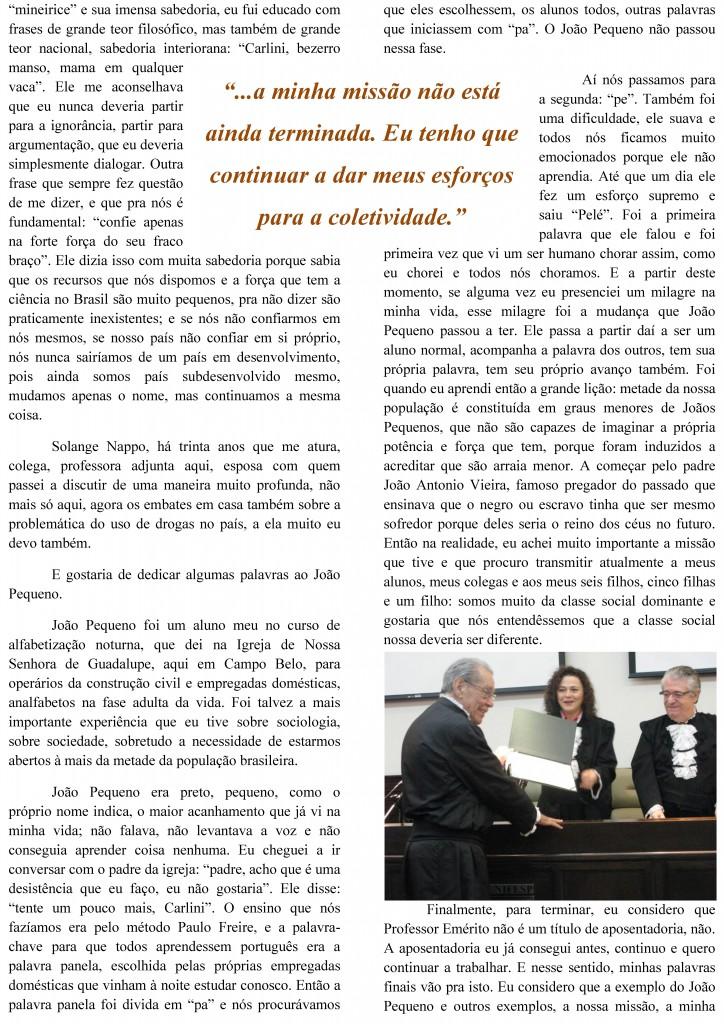 Discurso Prof. Emérito - Página 2