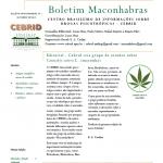 Boletim Maconhabrás 01
